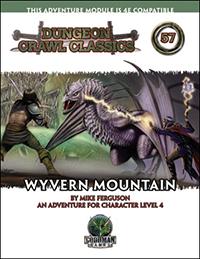 DCC #57: Wyvern Mountain