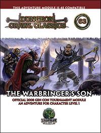 DCC #63: The Warbringer's Son