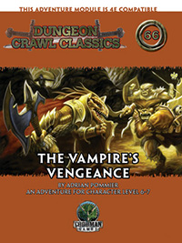 DCC #66: The Vampire's Vengence
