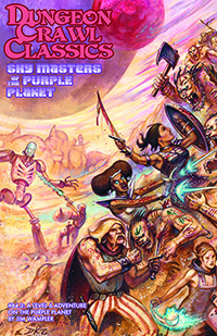 DCC #84.3: Sky Masters of the Purple Planet