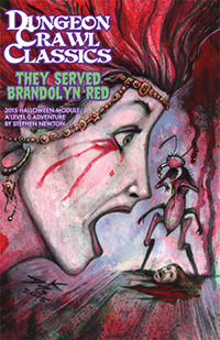 2015 Halloween module: They Served Brandolyn Red