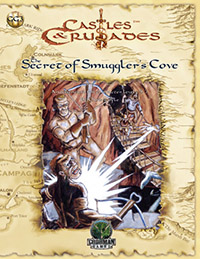 GG3: The Secret of Smugglers Cove (levels 5-7)