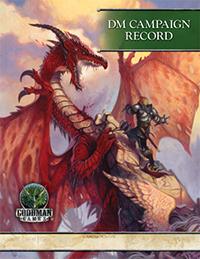 DM Campaign Record