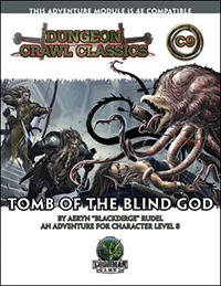 DCC # C9: Tomb of the Blind God