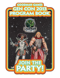 Gen Con 2013 Program Guide