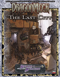 The Last City (setting sourcebook)