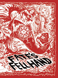 DCC #78: Fate's Fell Hand Foil Cover