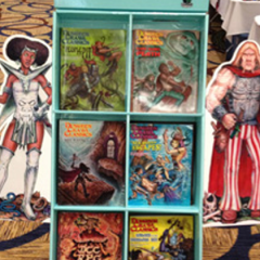Retailers, Get a Free DCC RPG Display!