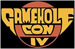 Gamehole Con logo