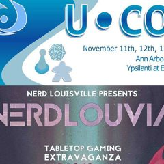 U-Con and Nerdlouvia This Weekend