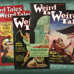 Weird Tales Reprints