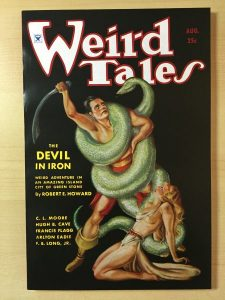 Weird Tales Aug 1934