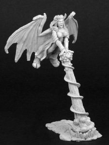 Devil Lich miniature