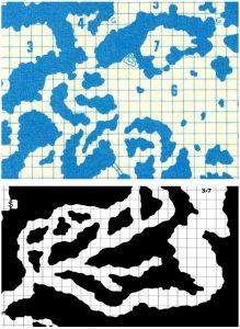 Scaly God map