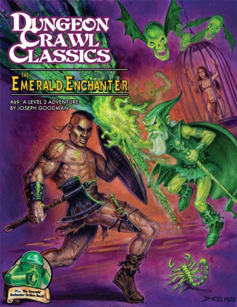 DCC #69: The Emerald Enchanter