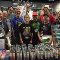 Guided Tour of the Goodman Games Booth at Gen Con 50!