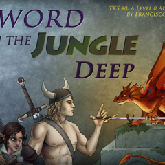 Community Publisher Profile: Sword in the Jungle Deep