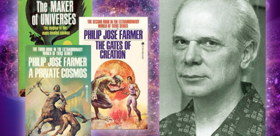 Adventures in Fiction: Philip Jose Farmer