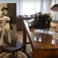 Real Life Adventures – The Robert E. Howard House