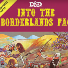 Into the Borderlands FAQ