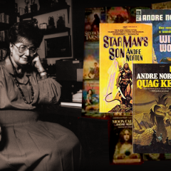 Adventures in Fiction: Andre Norton