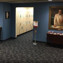 Michael Curtis Visits Leiber's Legendary Lankhmar Library in Houston