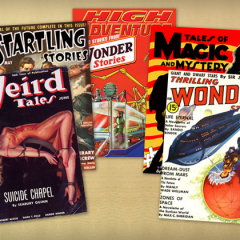 New Pulp Magazines Now Available!