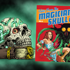 Tales From the Magician's Skull, Issue Two