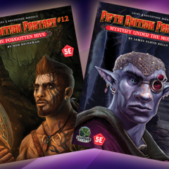 Two New Fifth Edition Fantasy Adventures Coming in June!