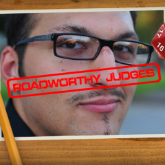 Roadworthy: Judge Cameron