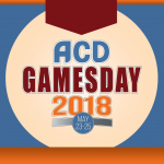 ACD Games Day Logo