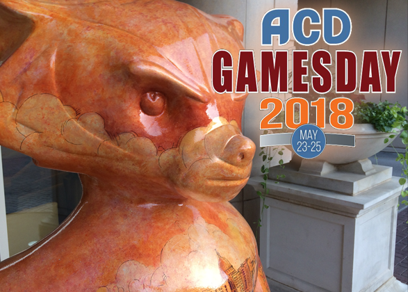 ACD Games Recap