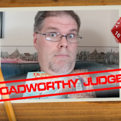 "Roadworthy: Judge David ""Sluggo"" Shaefer"