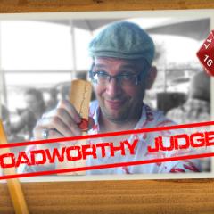 Roadworthy: Judge Morgan of Tasmania