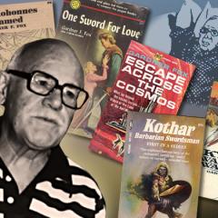 Adventures in Fiction: Gardner Fox