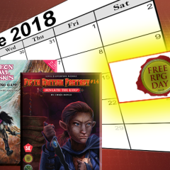 Free RPG Day is This Coming Saturday!