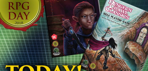 Today is Free RPG Day!