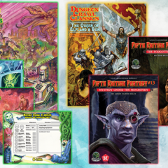 In Stores Now: MCC, DCC #97, and New Fifth Edition Fantasy!