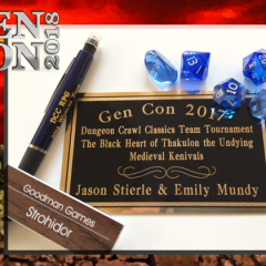 Gen Con 2018: DCC Team Tournament Starts Tomorrow!