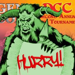 New Gen Con Tournament Slots Added!