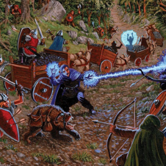Announcing DCC Lankhmar #8: The Land of the Eight Cities