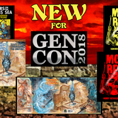 Gen Con 2018: New Releases, Round Two!