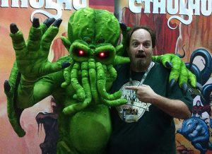 josh and cthulhu