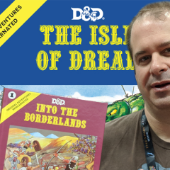 The Isle of Dread: Chris Doyle Interview