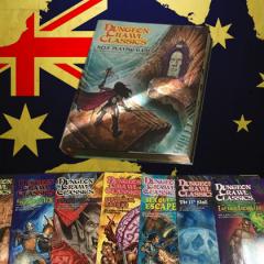 Rare DCC Kickstarter Items For Sale…In Australia!