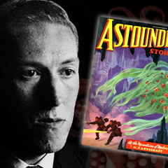 Adventures in Fiction: H.P. Lovecraft