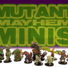 Gen Con 2018 Recap: MCC Miniatures Announced!