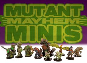 Gen Con 2018 Recap: MCC Miniatures Announced!