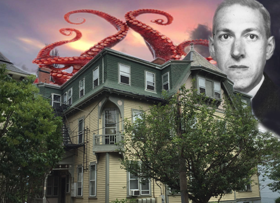 Real Life Adventures: Lovecraft's Providence