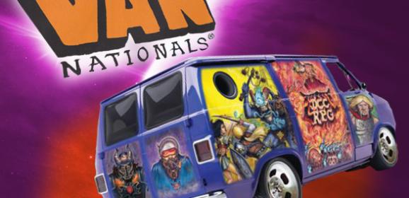 Real Life Adventures: Quest for the Wizard Van